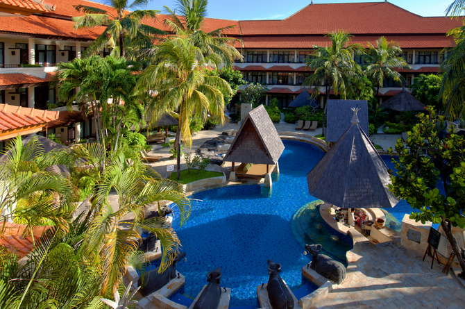 The Tanjung Benoa Beach Resort Tanjung Benoa