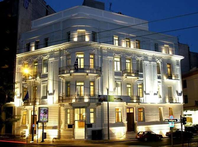 Art Hotel Athene