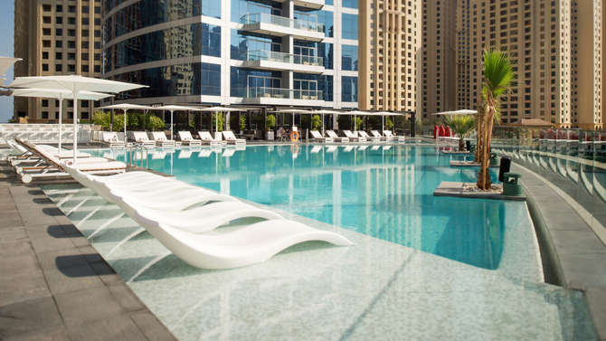 Intercontinental Dubai Marina Dubai