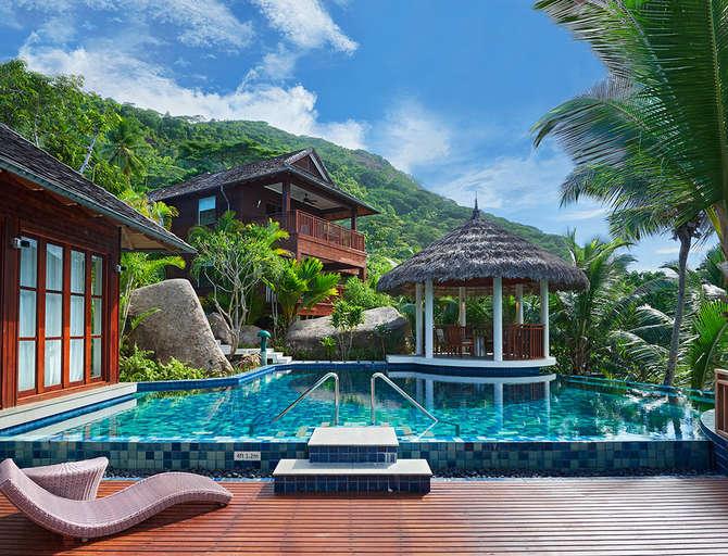 Hilton Seychelles Labriz Resort & Spa Silhouette Island