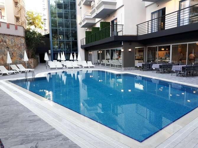 Ramira City Hotel Alanya