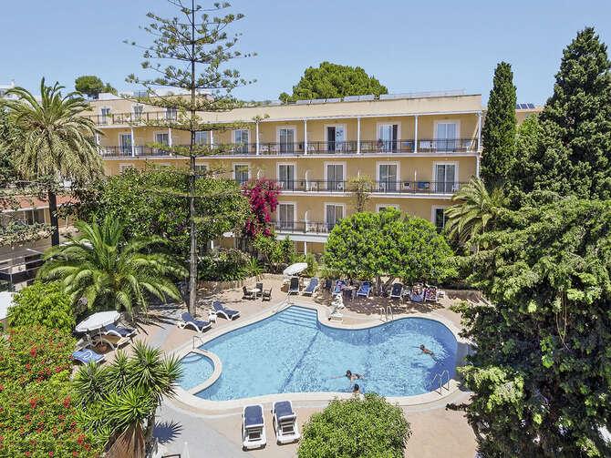Hotel Morlans Garden Paguera