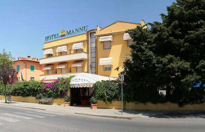 Hotel Mannu Bosa