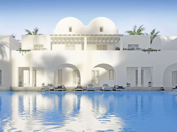 Antoperla Luxury Hotel & Spa Perissa