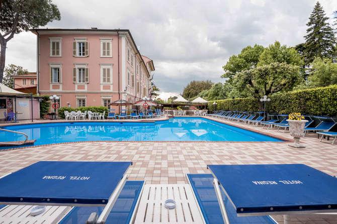 Grand Hotel du Park & Regina Montecatini-Terme