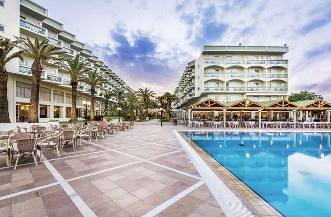 Hotel Apollo Beach Faliraki