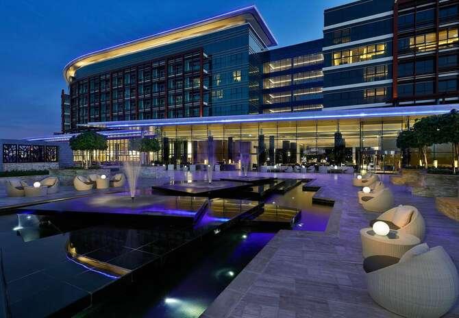 Marriott Hotel Al Forsan Abu Dhabi Abu Dhabi