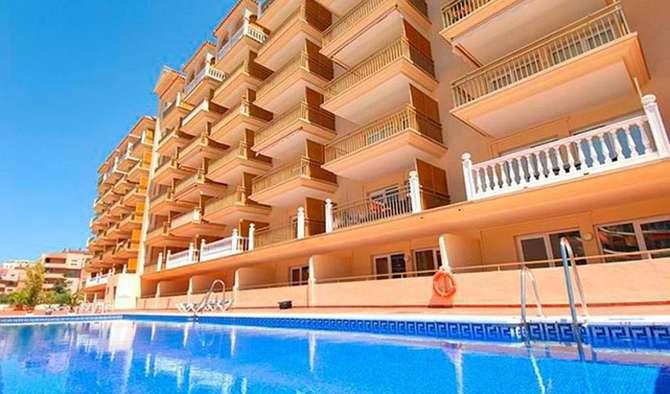Appartementen Yamasol Fuengirola