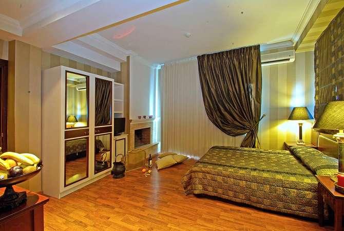 Hotel Olympus Mediterranean Litóchoron