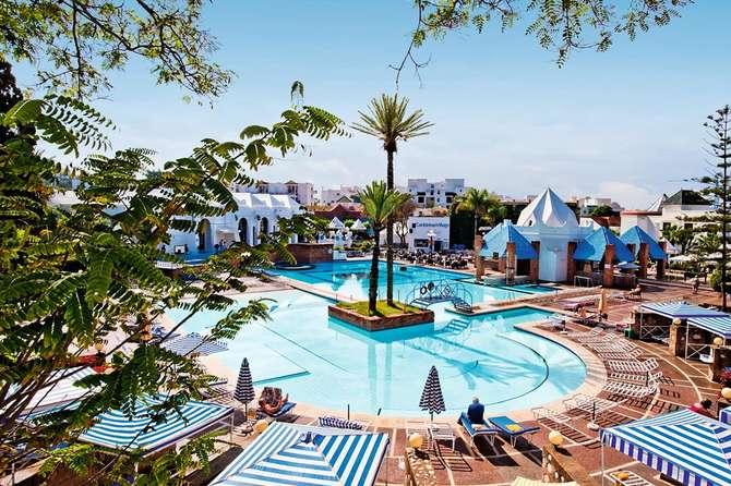 Caribbean Village Agador Agadir