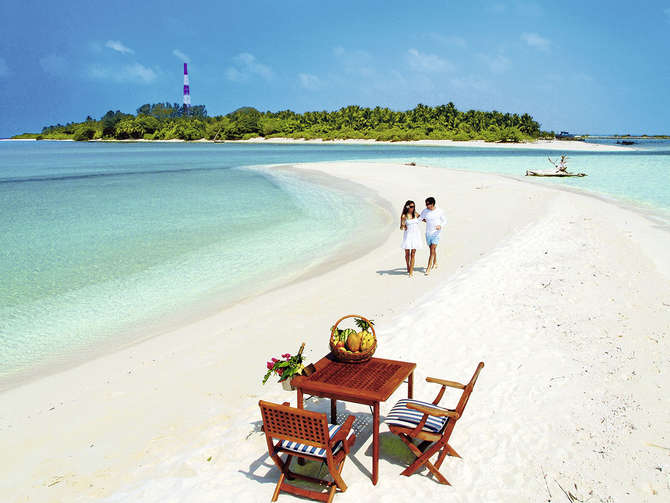 Nika Island Resort & Spa Kudafolhudhoo