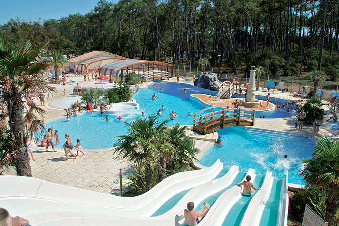 Camping Soulac Plage Soulac-sur-Mer