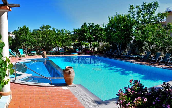 Hotel Villa Fernanda Sant'Agata sui Due Golfi