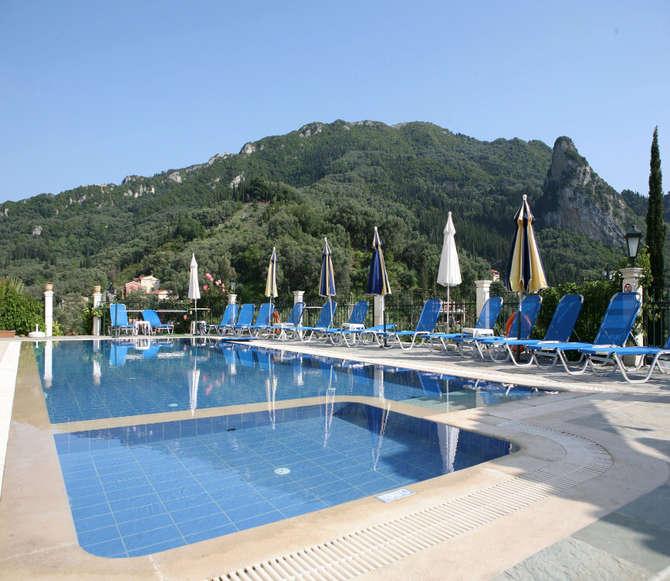 Alonakia Hotel Agios Gordios