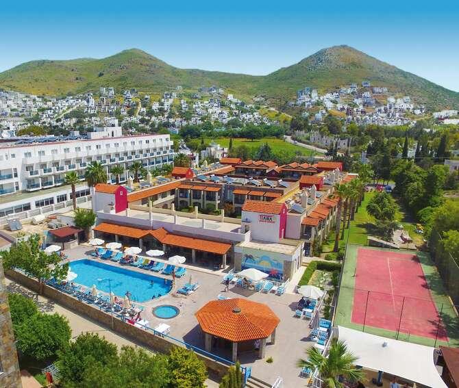 Tiana Beach Hotel Turgutreis