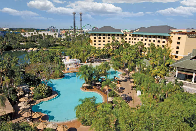 Loews Royal Pacific Resort at Universal Orlando® Orlando