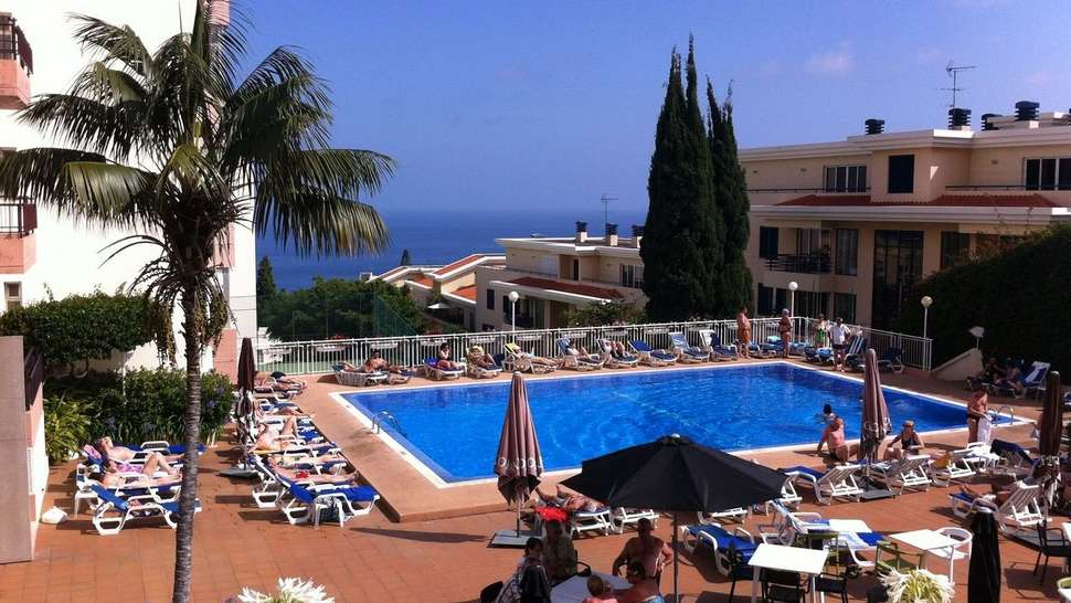 Dorisol Estrelicia Hotel, 6 dagen
