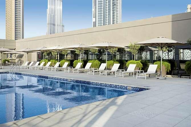 Hotel Rove Downtown Dubai Dubai