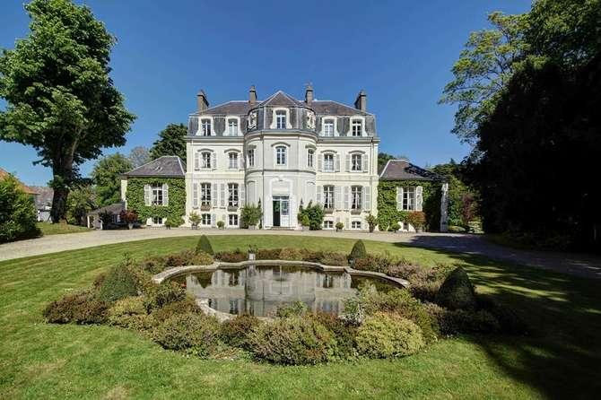 Chateau Clery Hesdin-l'Abbé