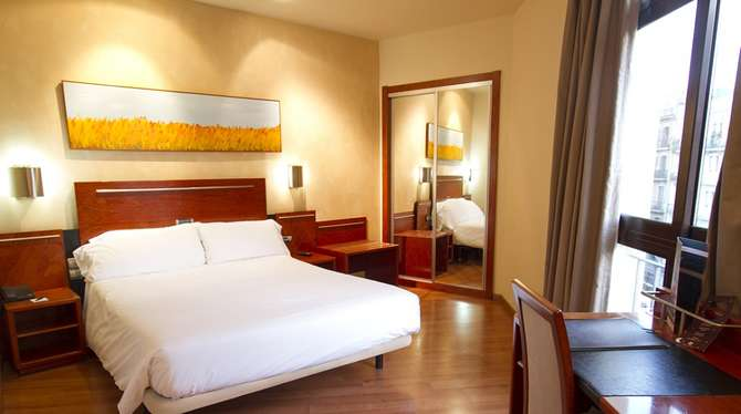 Hotel Acta Millenni Barcelona