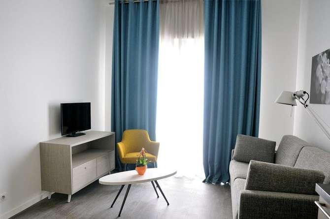 Appartementen Les Coteaux de Jonzac Jonzac