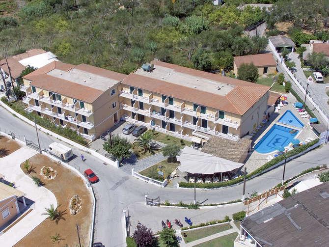 Hotel Sea Bird Moraitika