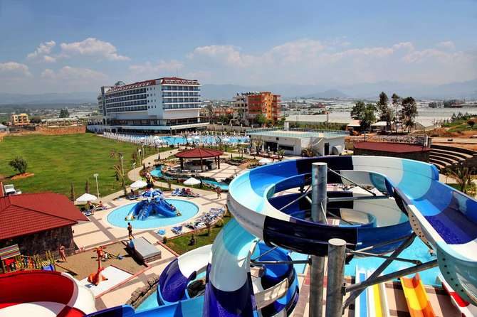 Kahya Resort Aqua & Spa Alanya