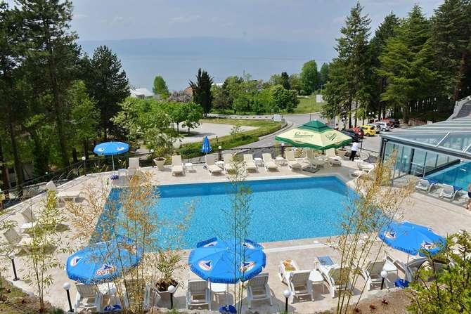 Hotel Tino Sveti Stefan Ohrid