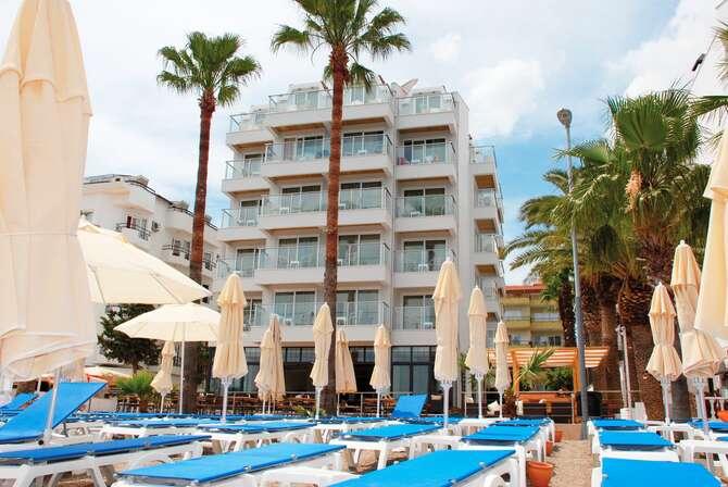 Begonville Beach Hotel Marmaris