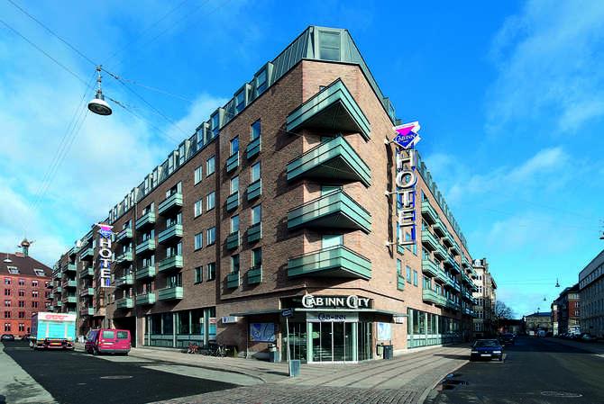 Cab Inn City Hotel Kopenhagen