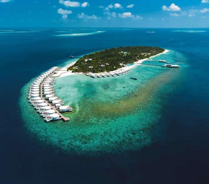 Amilla Maldives Resort, 6 dagen