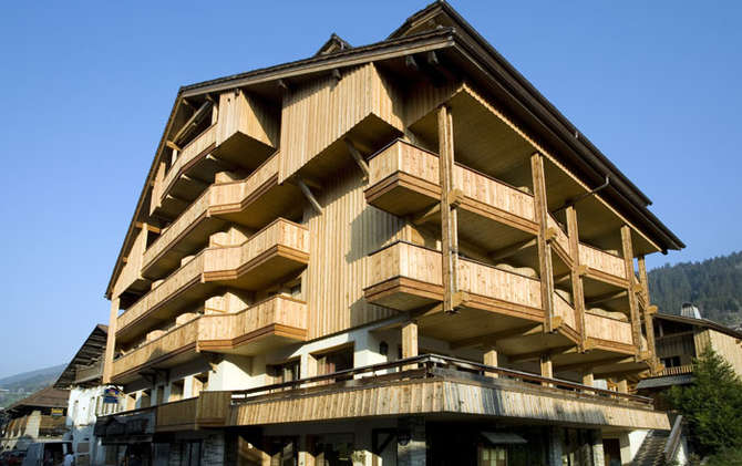 Best Western Chalet les Saytels Le Grand-Bornand