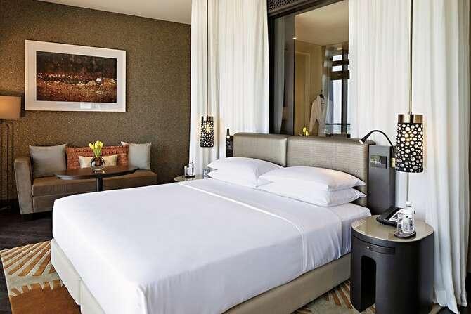 Grand Hyatt Abu Dhabi Hotel & Residences Emirates Pearl Abu Dhabi