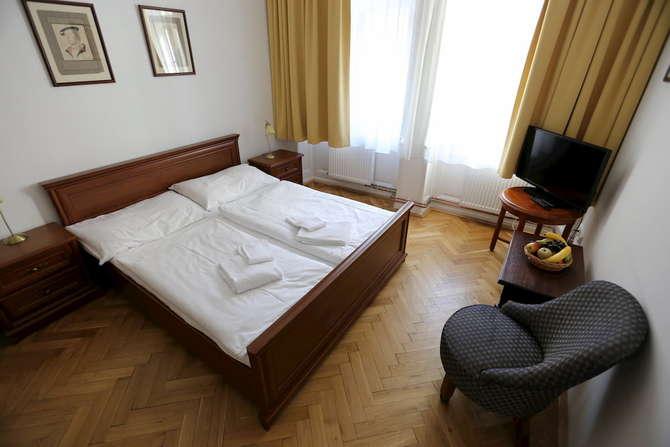 Hotel King George Praag
