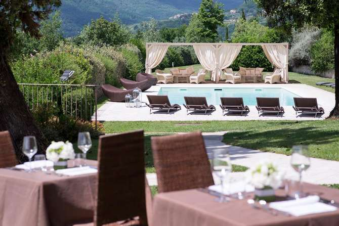 Hotel Villa Giorgia Pistoia