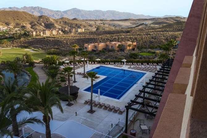 Valle del Este Hotel Golf & Spa Vera