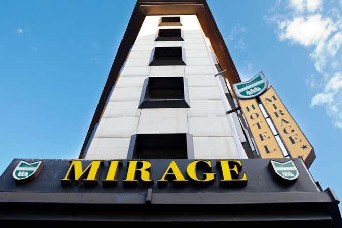 Best Western hotel Mirage Milaan