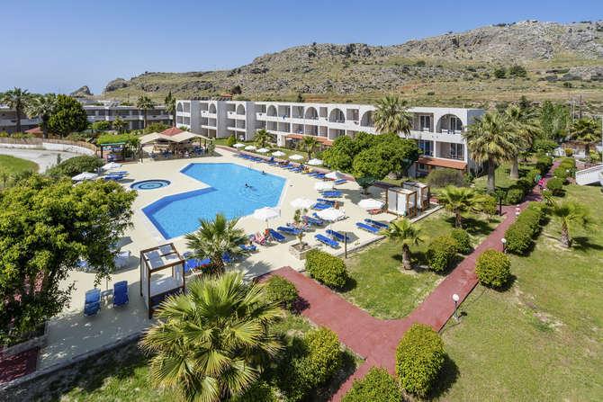 Lardos Bay Hotel Lárdos