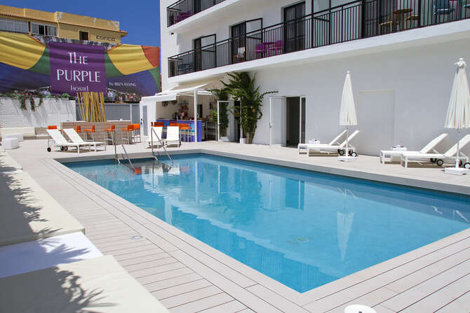 The Purple Hotel By Ibiza Feeling Sant Antoni de Portmany