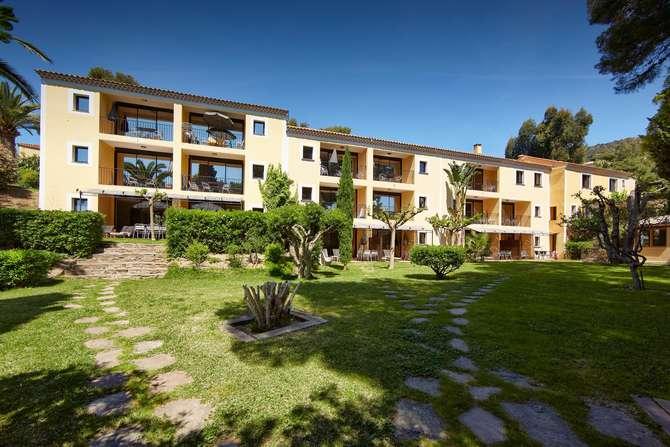 La Residence du Bailli Rayol-Canadel-sur-Mer