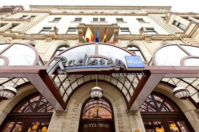 Radisson Blu Beke Hotel Boedapest