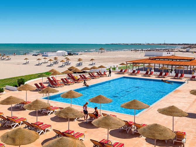 Checkin Bakour Beach Midoun