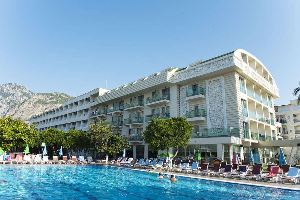 Korting zonvakantie Antalya 🏝️Hotel Selcukhan