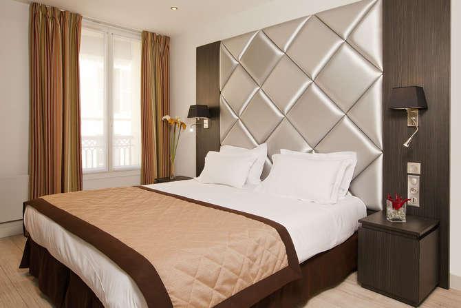 Hotel Eden Opera Parijs