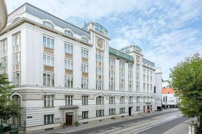 Hotel NH Wien Belvedere Wenen