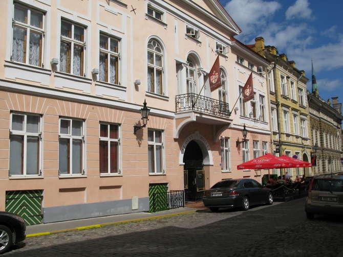 St. Olav Hotel Tallinn