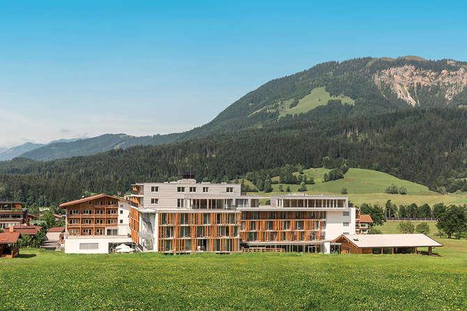 Lti Alpenhotel Kaiserfels Sankt Johann in Tirol