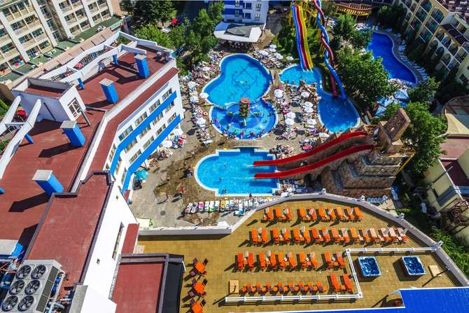 Kuban Resort & Aquapark Sunny Beach
