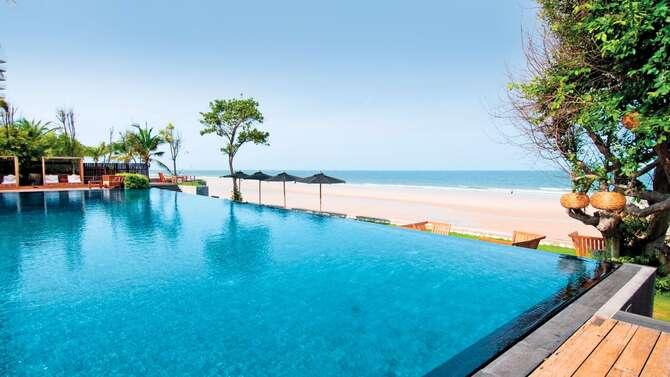 V Villas Hua Hin, 8 dagen