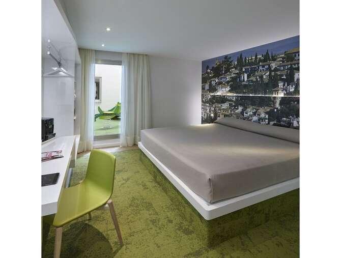 Hotel Granada Five Senses Rooms & Suites Granada
